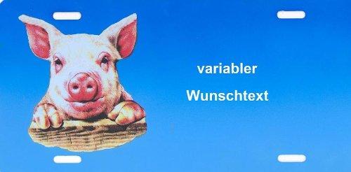 Schilderfeuerwehr 433 Schwein