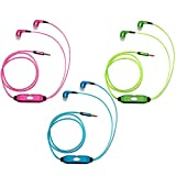 Cuffie Best Deals - Alcoa Prime LED Earphone In Ear Glow In-ear Growing Earphones Ecouteur Auriculares Cuffie Audifonos for Mp3 Player