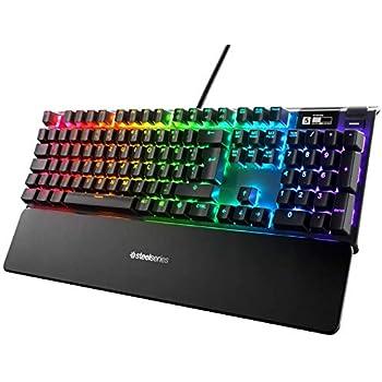 HyperX HX-KB2RD2-DE Alloy Elite RGB Mechanische Gaming