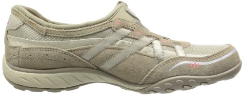 Skechers Breathe-easy, Sneakers Basses Femme Gris (tpe)