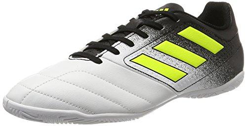 adidas Herren Ace 17.4 in S77100 Futsalschuhe Mehrfarbig (Ftwr White/solar Yellow/core Black)