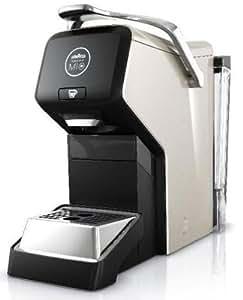 Lavazza Electrolux ESPRIA ELM 3100 Machine à Café à Capsule ABS Porcelaine/Noir 32 x 12,8 x 24 cm
