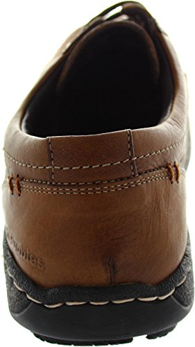 Hush Puppies Vines Victory, Bottes homme Marron