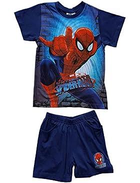 Jungen Offizielle Spiderman Shor
