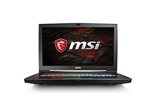 MSI Gaming GT73EVR 7RE(Titan)-850UK Black Notebook 43.9 cm (17.3