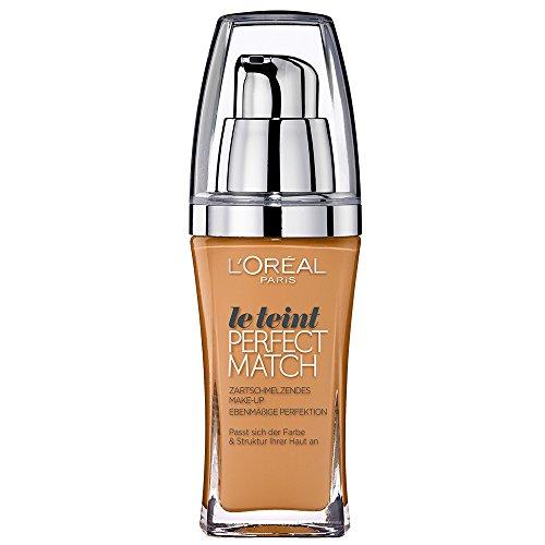 L'Oréal Paris Perfect Match Make-Up, K7 Rose Amber, 30 ml