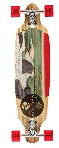Sector 9 Shoots Complete Bamboo Skateboard 33.5 x 8.6 assorted