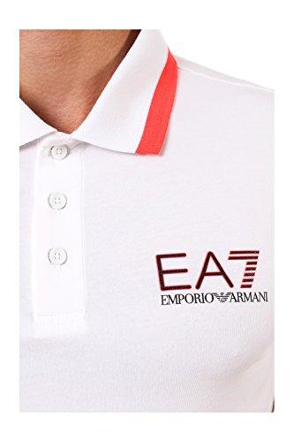 EMPORIO AR_CAMISETAS_3YPF87-PJ03Z-110_1 Weiß