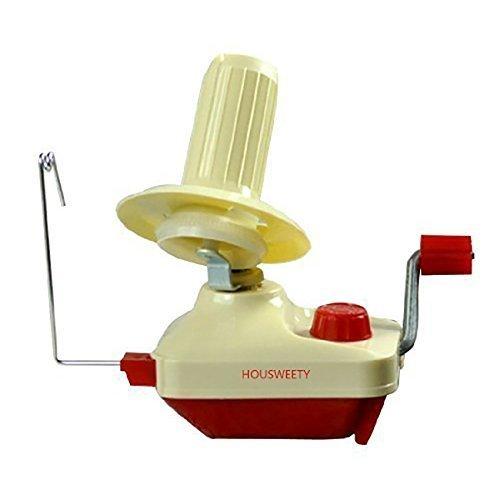 Housweety - Lana bobinadora/ganchillo hilo tejer manual