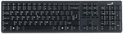 Genius 31340045106 - Pack de teclado y ratón inalámbrico