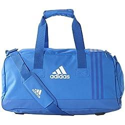 adidas Tiro Tb Bolsa de Deporte, Unisex Adulto, Azul (Azul / Azufue / Blanco), S