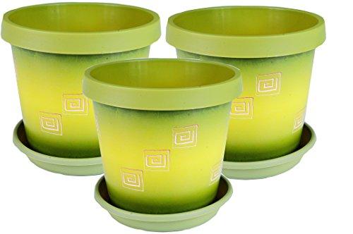 lot-de-3-pots-de-fleurs-avec-soucoupe-17-cm-vert-olive-motif-grec