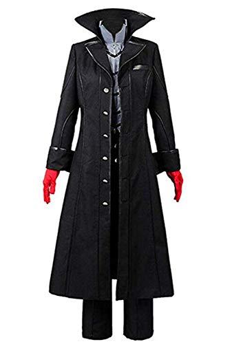 Disfraz de Cosplay de Anime Game Disfraz de Joker Conjunto Completo, M