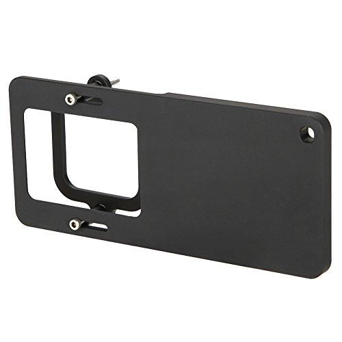 Elerose Adapter Mount Plate, Gimbal Stabilizer Action Kamera Mount Plate Adapter für Sony RXO Go Pro Kameras