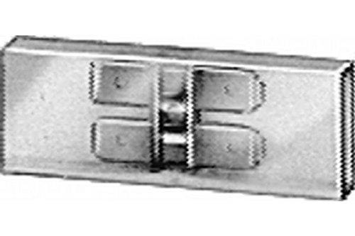 Preisvergleich Produktbild HELLA 8KV 003 124-811 Leitungsverbinder, universal, 4-polig, L/B/H 50/21/7 mm, Set