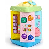 [Sponsored]KIDDALE Colorful Kids Activity Cube Educational Baby Toys Play With Lights, Music, Abacus, Shape Sorter Blocks, Durable -Fun Musical Toy For Kids(10 Month To 3 Years), Toddler And Babies