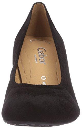 Gabor Shoes 02.171.47_Gabor Damen Pumps Schwarz (schwarz 47)
