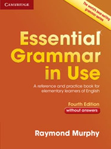 Essential Grammar in Use without Answers por Raymond Murphy