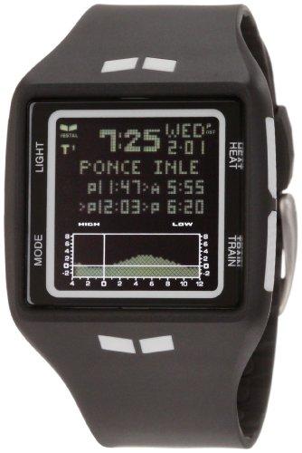 Vestal Unisex Digital Tide Surf Wrist Watch Brg002