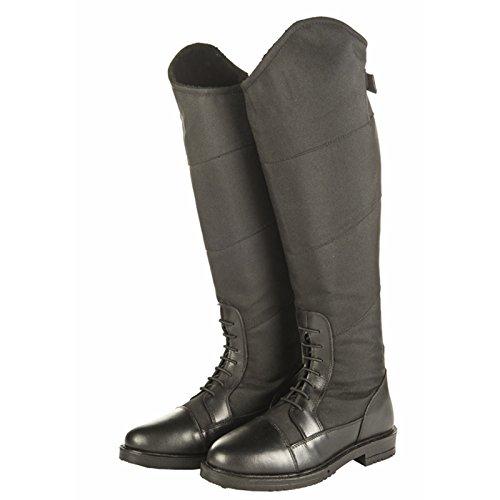 HKM stivali da equitazione–Style invernale - nero
