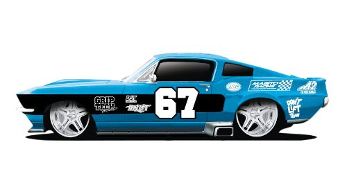 Maisto MotoSounds 1967 Ford Mustang GT Vehicle  available at amazon for Rs.2223