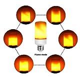 HLL LED Flamme E27 Basis ... Ansicht