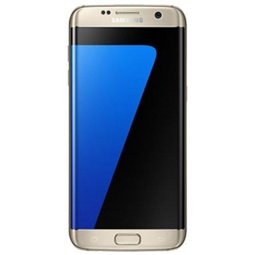 Samsung Galaxy S7 Edge SM-G935F (Gold-Platinum, 32GB) (Certified Refurbished)