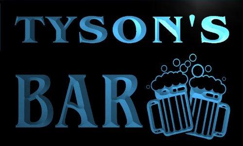 w001152-b-tysons-nom-accueil-bar-pub-beer-mugs-cheers-neon-sign-biere-enseigne-lumineuse