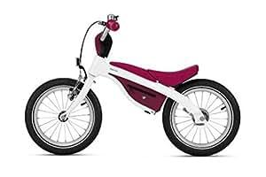 BMW Kidsbike 2016 Weiß / Himbeerrot