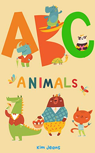 ABC Animals: Books for Kids, Toddlers, Preschooler and ...