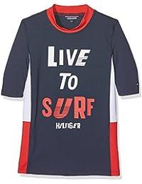 Tommy Hilfiger Boy's Swim Tee S/S T-Shirt