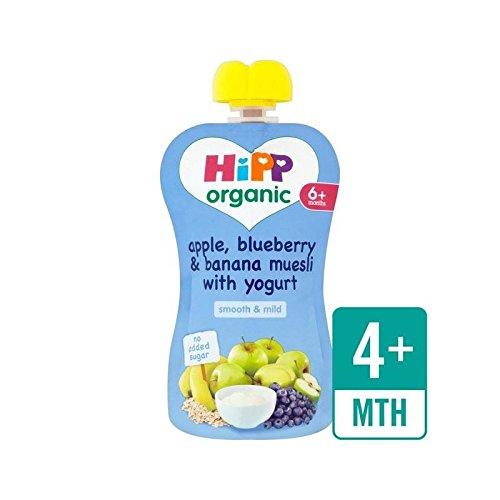 hipp-mela-biologica-mirtillo-e-banane-muesli-con-yogurt-100g-confezione-da-2