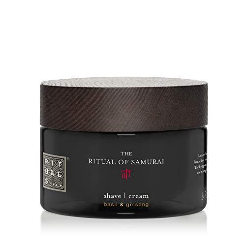 RITUALS The Ritual of Samurai Rasiercreme, 250 ml (Shave Cream-pinsel)