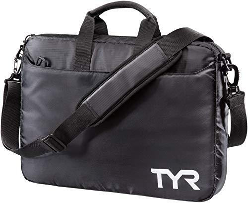 TYR Laptop Aktentasche, Unisex-Erwachsene, schwarz, Medium -