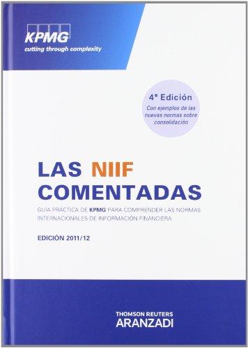 Las Niif Comentadas (Especial) por Aa.Vv.