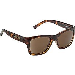 Cressi Gafas de Sol Deportivas, para Adulto, Cristales Polarizados 100% anti-UV