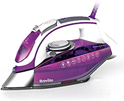 Breville Press Xpress Steam Iron, 400 ml, 2800 W