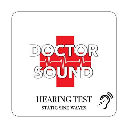 Hearing Test - Static Sine Waves