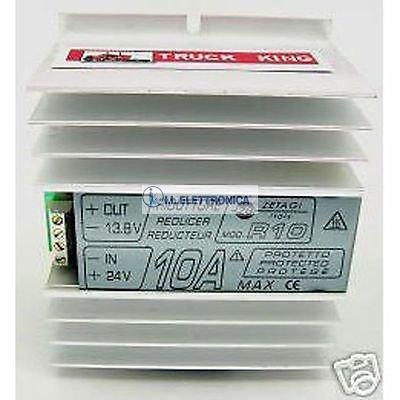 ZETAGI R10Sitzverkleinerer von AC 24-12VDC 10A max.