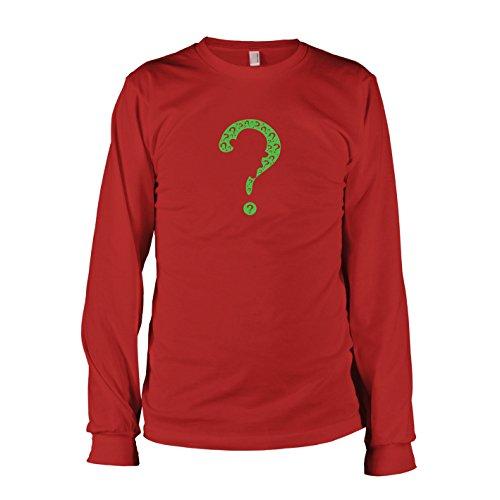 TEXLAB - Riddle - Langarm T-Shirt, Herren, Größe -