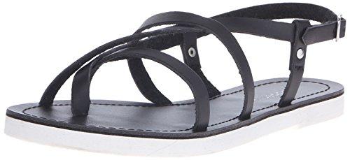 Madden Girl Ludo Sandal Black Paris