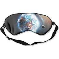 Sleep Eye Mask Earth World Lightweight Soft Blindfold Adjustable Head Strap Eyeshade Travel Eyepatch preisvergleich bei billige-tabletten.eu