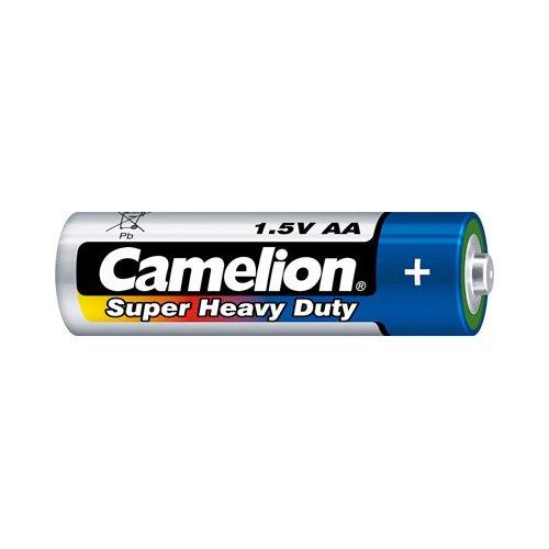 Camelion 10201206 Super Heavy Duty Batterien R6 im ökologischen 12er Pack