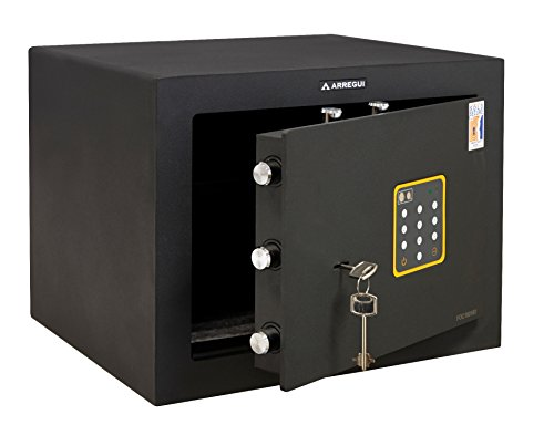 Arregui - Caja fuerte sobreponer certificada/o t0 electrico/a llave