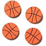 Embellish Your Story Basketball Magnets - Set of 4 - Magnets Photo Frame Embellish E00024EYS by Embellish Your Story
