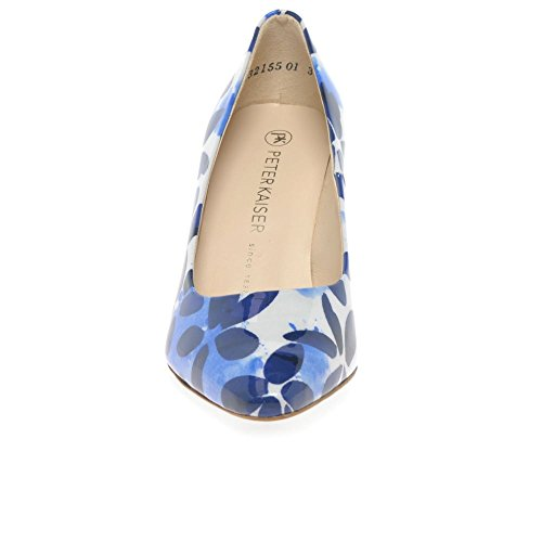 Peter Kaiser TOSCA, Scarpe col tacco donna Navy Flower Print Patent