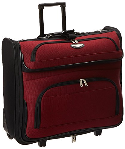 travel-select-luggage-amsterdam-business-rolling-garment-bag-red-one-size