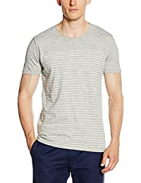 SELECTED HOMME Herren T-Shirt Shnwater Ss O-Neck Tee