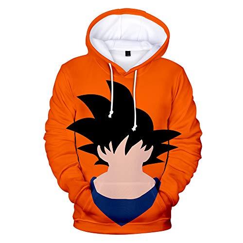 SienaPark Dragonball Goku Teenager Fation Sweatshirt XS Schwarz