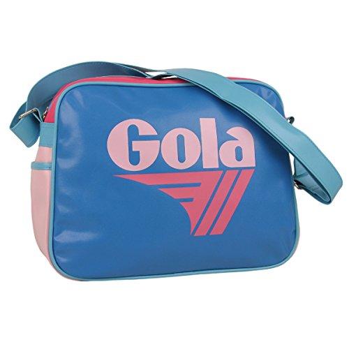 Gola Classics Redford Neo Tracolla Azzurro / Rosa / Fucsia